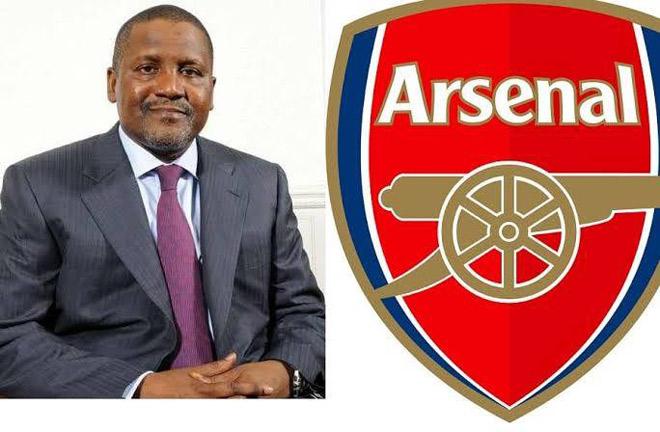 Tỷ phú giàu nhất châu Phi quyết mua Arsenal: 10 năm mê mẩn, 5 lần gõ cửa - 1