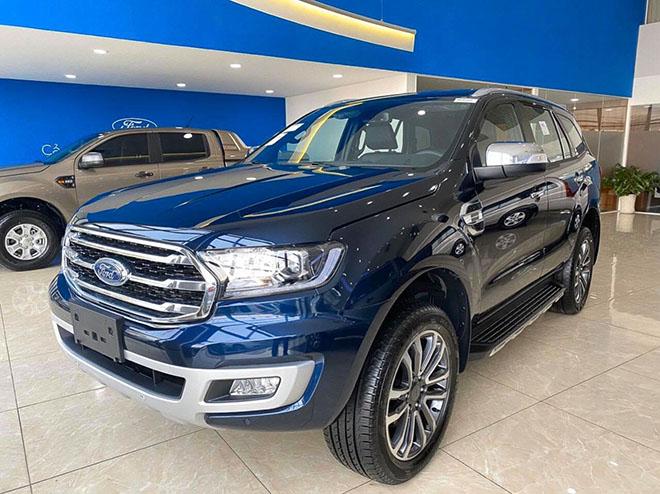 Ford bổ sung màu sắc mới cho dòng xe Everest tại thị trường Việt - 1