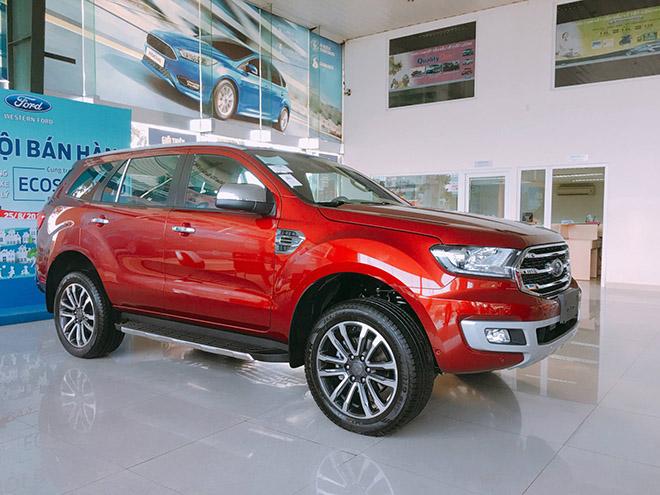 Ford bổ sung màu sắc mới cho dòng xe Everest tại thị trường Việt - 6