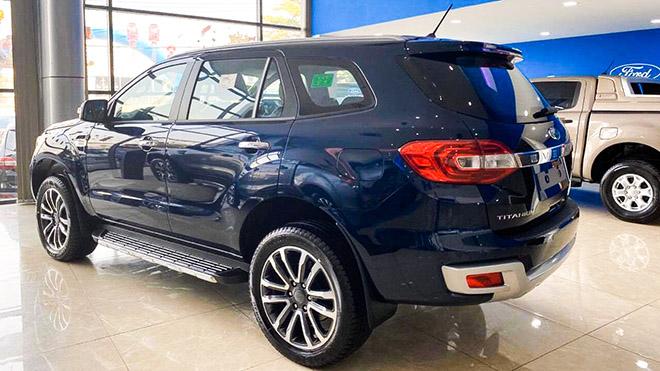 Ford bổ sung màu sắc mới cho dòng xe Everest tại thị trường Việt - 3