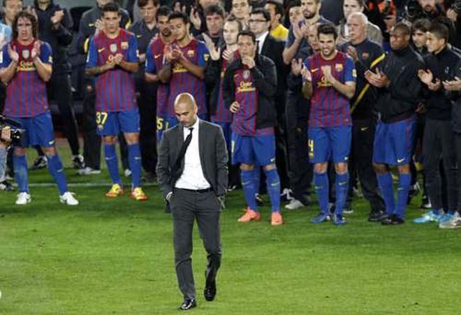 Pep Guardiola mơ tái hợp Barca: Cuộc tình đúng người, đúng thời điểm - 2