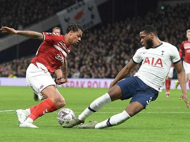 Video highlight trận Tottenham – Middlesbrough: Hai bàn chóng vánh, ngược dòng bất thành - 1