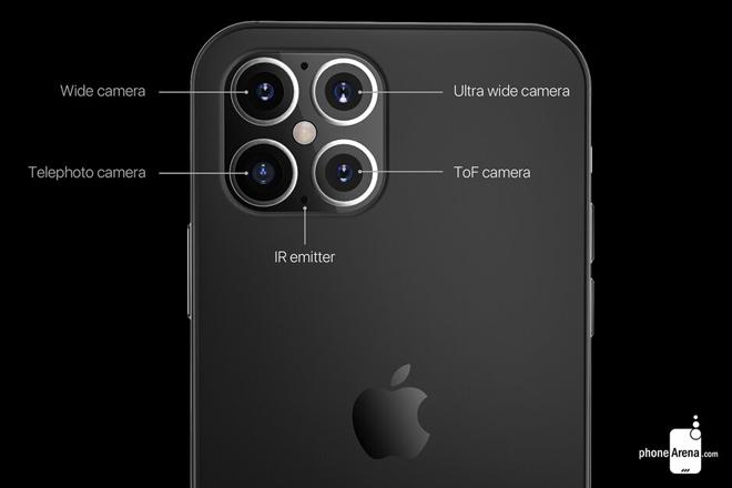 Đây chính là vũ khí lợi hại mà iPhone 12 Pro sẽ được trang bị - 2