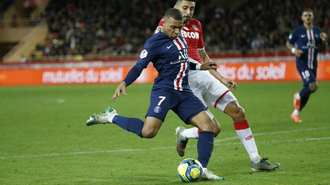"Video highlight trận Monaco - PSG: ""Song sát"" Mbappe - Neymar thăng hoa rực rỡ - 1"