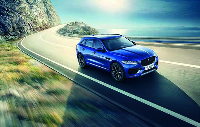 Jaguar tặng 100% phí trước bạ cho khách mua xe F-Pace tại Việt Nam - 1