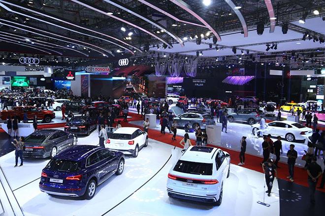 Xếp hạng doanh số các thương hiệu ô tô tại Việt Nam năm 2019 - 1