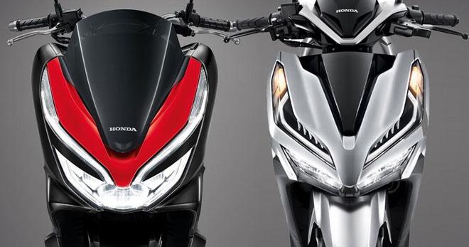 """Khám phá động cơ """"mới toanh"""" trên Honda PCX 157cc sắp trình làng - 1"""