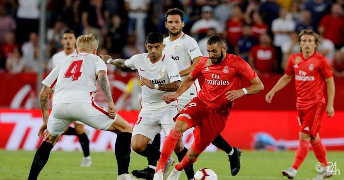 Nhận định bóng đá Real Madrid - Sevilla: Tiếp đà thăng hoa, thừa thắng xông lên-Bóng đá 24h