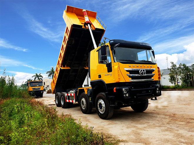 Xe tải Iveco-Hongyan chiếm thị phần số 1 Trung Quốc