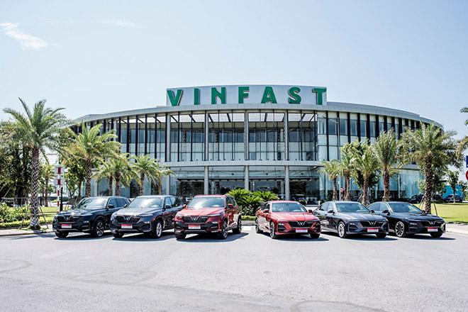 Những con số ấn tượng mà hãng VinFast đạt được trong thời gian qua - 1