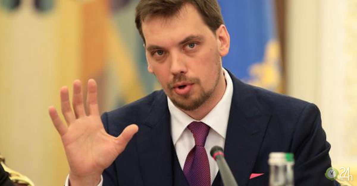 """""""Nói xấu tổng thống"""" bị ghi âm, thủ tướng Ukraine từ chức-Thế giới"""