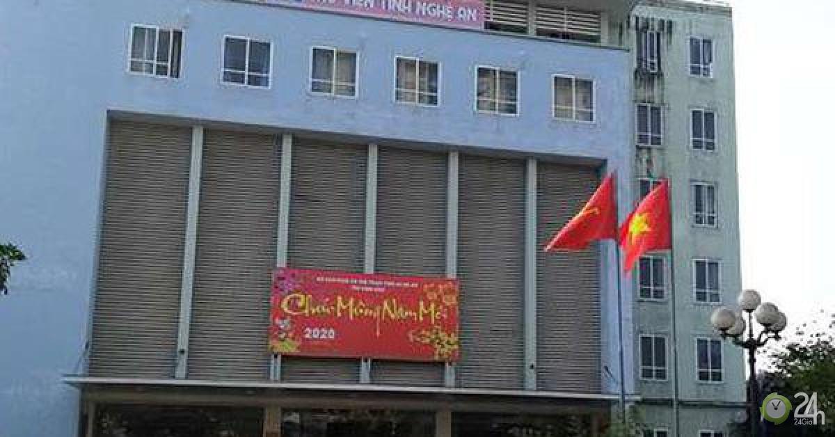Cán bộ nhân viên một cơ quan ở Nghệ An nhận 40.000 đồng thưởng Tết - Tin tức 24h