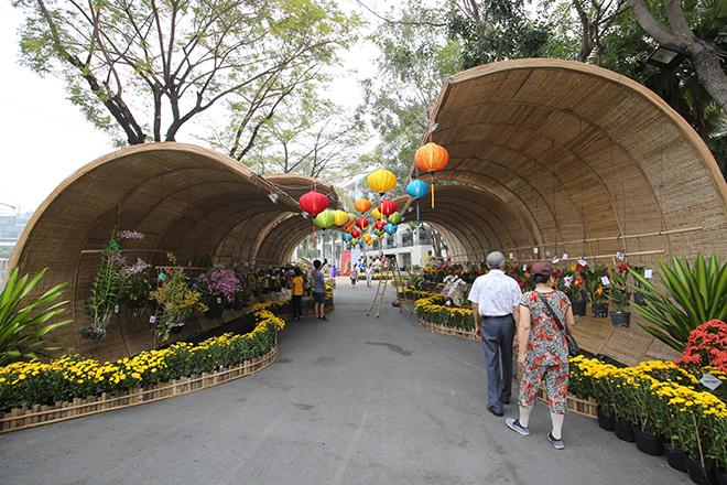 """Say đắm ngắm hình ảnh đậm chất làng quê tràn về """"phố nhà giàu"""" ở Sài Gòn - 2"""