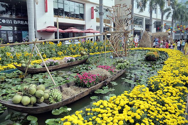 """Say đắm ngắm hình ảnh đậm chất làng quê tràn về """"phố nhà giàu"""" ở Sài Gòn - 9"""