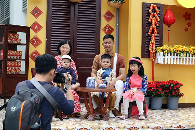 """Say đắm ngắm hình ảnh đậm chất làng quê tràn về """"phố nhà giàu"""" ở Sài Gòn - 12"""