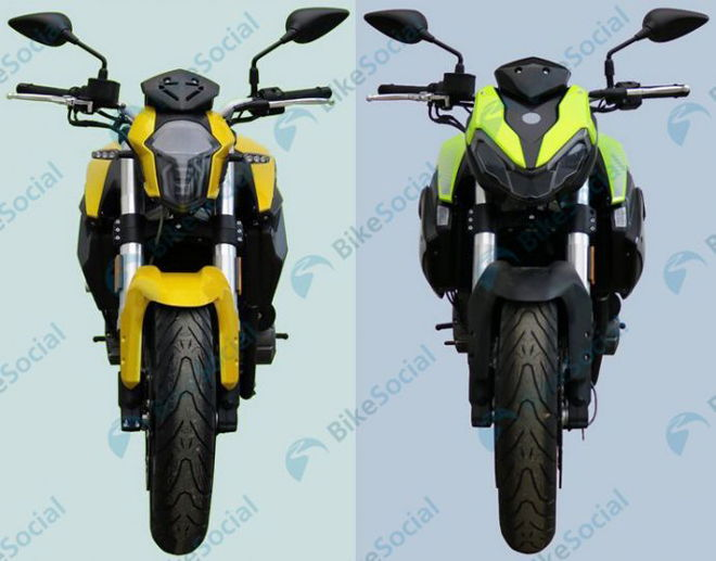 Benelli sẽ ra mắt sportbike 600RR động cơ 4 xi-lanh hoàn toàn mới