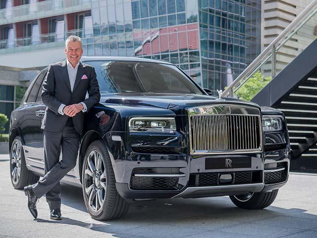 Hãng xe Anh Quốc Rolls-Royce đạt doanh số hơn 5.100 xe trên toàn cầu