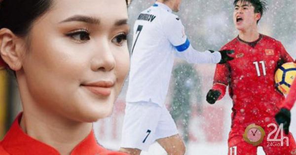 Vợ sắp cưới tiết lộ phản ứng của Duy Mạnh khi U23 VN thua trận - Ngôi sao