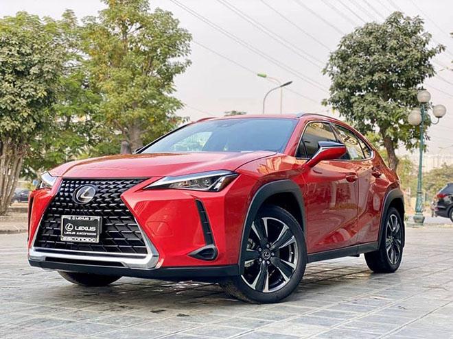 Cận cảnh Lexus UX 2020 vừa về Việt Nam, giá khoảng 2 tỷ đồng - 1