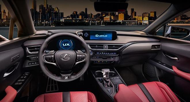 Cận cảnh Lexus UX 2020 vừa về Việt Nam, giá khoảng 2 tỷ đồng - 7