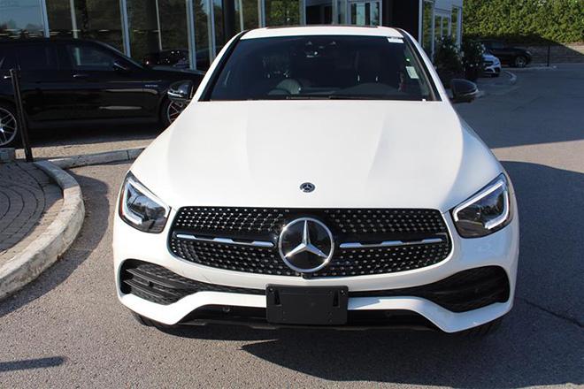 Mercedes-Benz GLC 300 Coupe 2020 sắp về Việt Nam, giá khoảng 3 tỷ đồng - 2