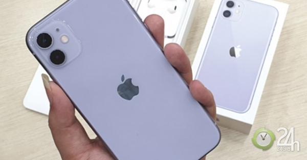 Hộp đựng iPhone 11 có những phụ kiện nào?-Thời trang Hi-tech
