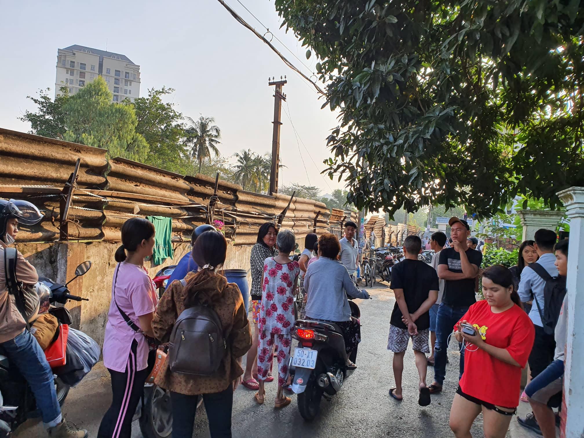 Cháy nhà ở Sài Gòn rạng sáng 27 Tết, 5 người trong gia đình tử vong - 2