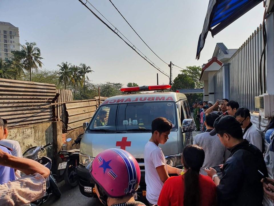 Cháy nhà ở Sài Gòn rạng sáng 27 Tết, 5 người trong gia đình tử vong - 1