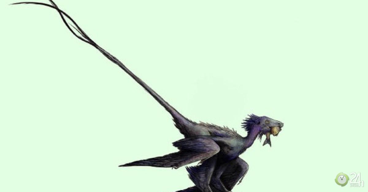 """Châu Á: lộ diện """"quái thú"""" đầu khủng long, đuôi phượng hoàng-Thế giới"""