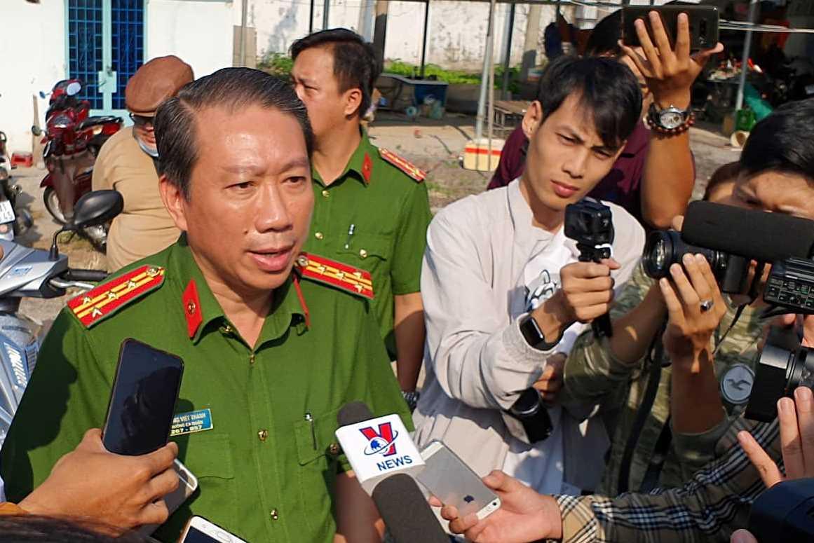 Công an thông tin về vụ cháy rạng sáng 27 Tết khiến 5 mẹ con tử vong ở Sài Gòn - 3