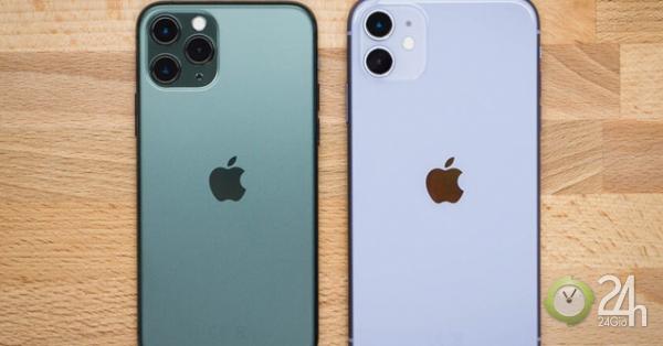 iPhone 11 chiếm tới 69% doanh số iPhone quý 4 tại Mỹ-Thời trang Hi-tech