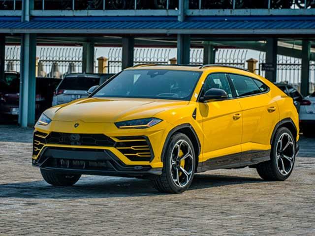 Lamborghini giao gần 5.000 chiếc Urus trên toàn thế giới trong năm 2019