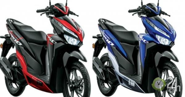Xe ga 2020 Honda Vario 150 về đại lý, giá từ 41 triệu đồng