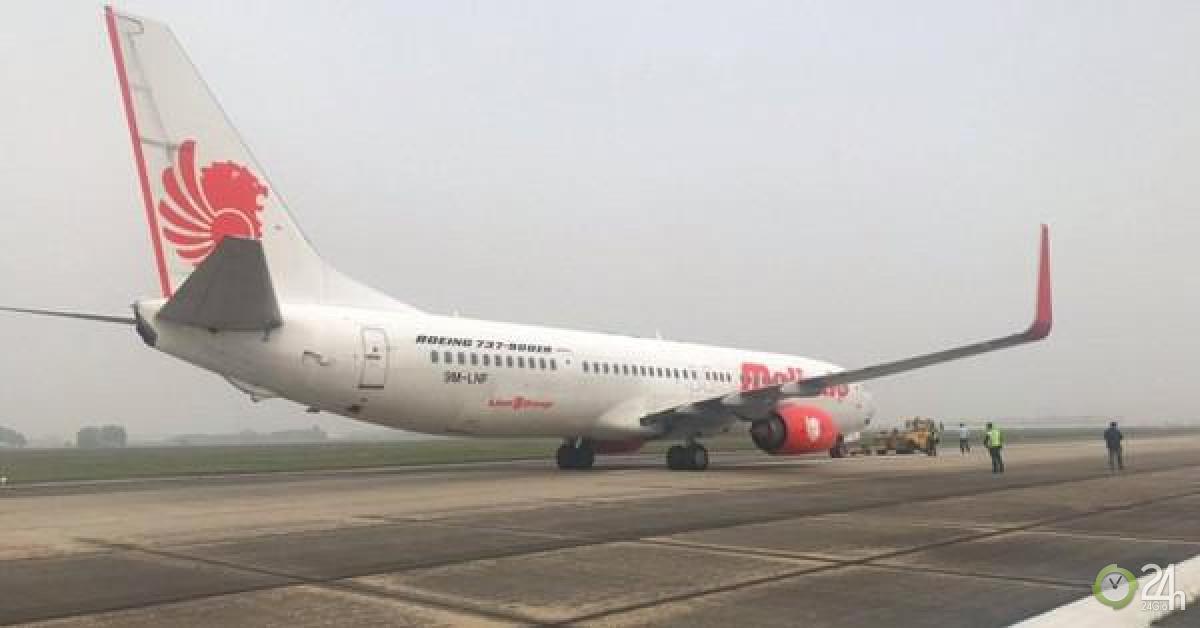Máy bay vừa cất cánh tại Nội Bài, kiểm soát viên không lưu nghe thấy tiếng nổ - Tin tức 24h
