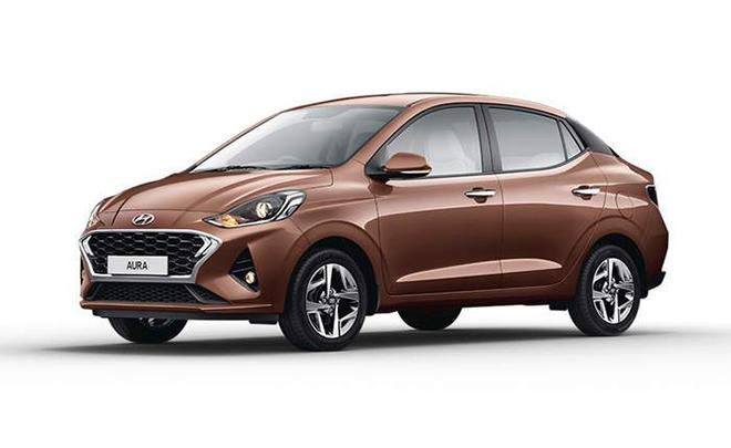 Hyundai Aura sắp trình làng, sedan cỡ nhỏ giá từ 197 triệu đồng