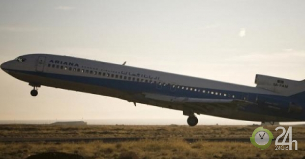 Máy bay chở 110 hành khách rơi ở Afghanistan-Thế giới