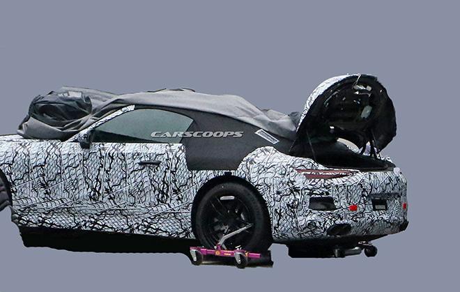 Mercedes-Benz SL Roadster - mẫu xe mui trần thể thao được kỳ vọng lớn