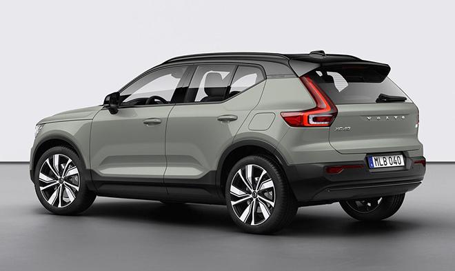XC40 Recharge - mẫu xe điện đầu tiên của Volvo bùng bổ đơn đặt hàng, giá bán từ 1,39 tỷ đồng - 6