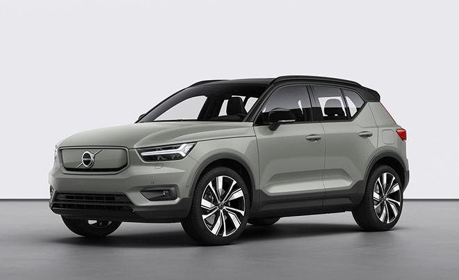 XC40 Recharge - mẫu xe điện đầu tiên của Volvo bùng bổ đơn đặt hàng, giá bán từ 1,39 tỷ đồng - 4