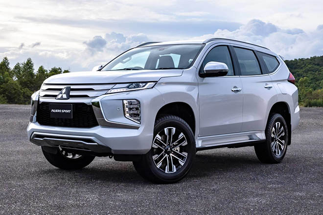 Những mẫu xe SUV sẽ có mặt tại Việt Nam trong năm 2020 - 8