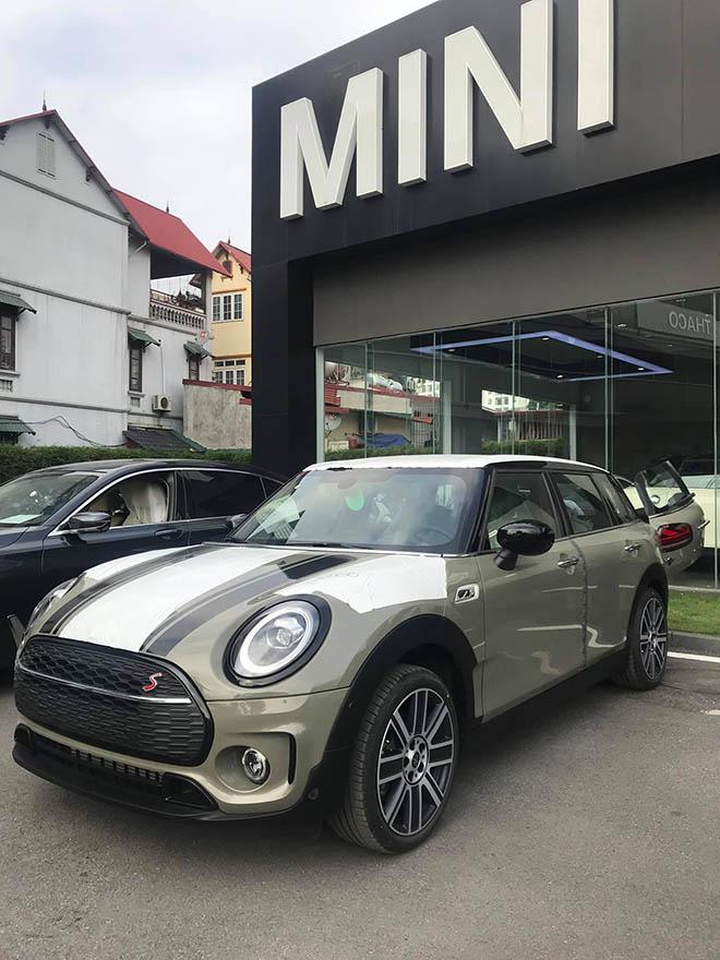 MINI Clubman 2020 về Việt Nam, giá bán gần 2,3 tỷ đồng - 1