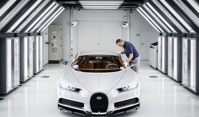 Bugatti sẽ vẫn sử dụng động cơ W16 trong 10 năm tiếp theo - 2