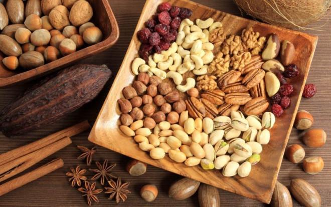 Thực phẩm giúp giảm cân nhanh sau Tết