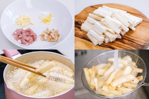 Cách làm món canh cà tím thơm ngon, ai ăn cũng khen xuýt xoa - 1