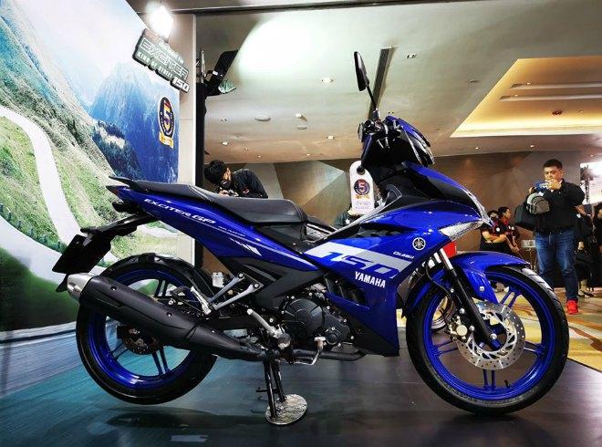 2020 Yamaha Exciter 150 ra mắt tại Thái Lan, giá từ 48,28 triệu đồng - 2