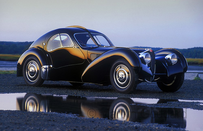 Những sự thật bất ngờ về hãng siêu xe Bugatti - 2