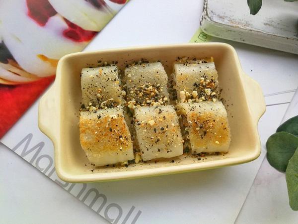 Món bánh nếp ngon thần sầu mà cách làm cực dễ, ai ăn cũng thích