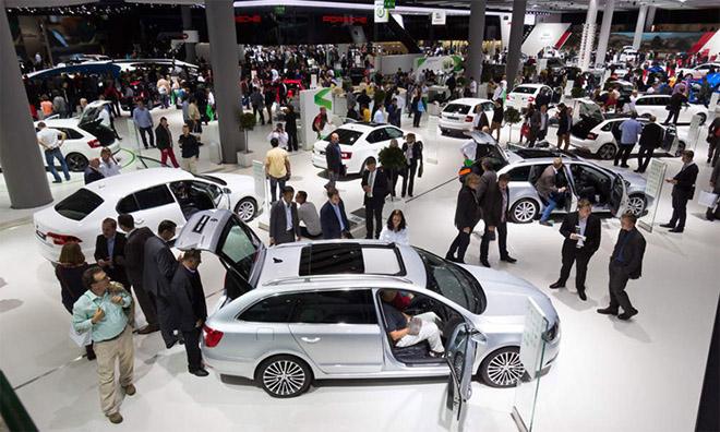 Triển lãm ô tô Frankfurt có thể sẽ không được tổ chức nữa