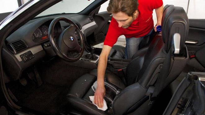 Bí quyết để hạn chế vi khuẩn trên xe ô tô - 2