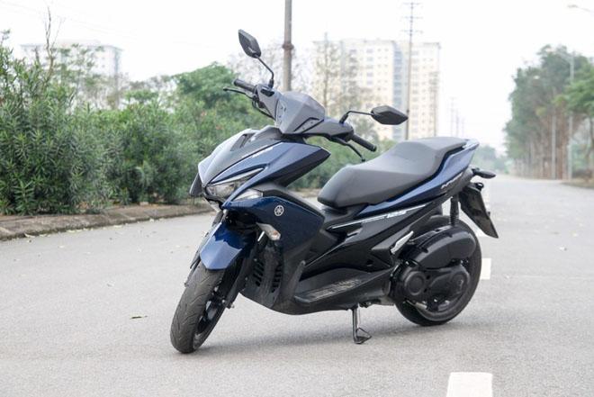 Nam giới nên chọn Honda Air Blade hay Yamaha NVX cho cá tính? - 3